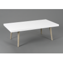 Table basse Glossywood