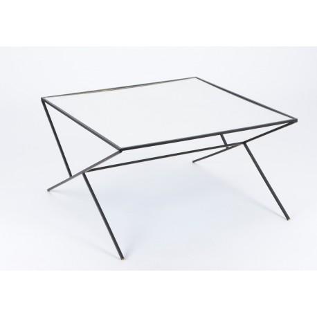 table basse filaire. Black Bedroom Furniture Sets. Home Design Ideas