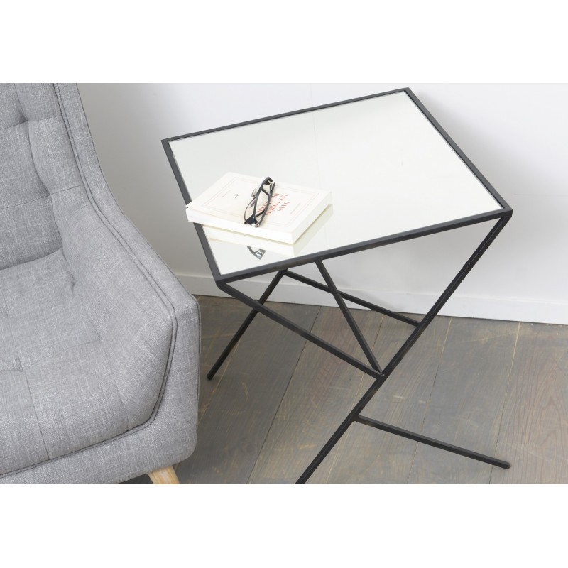 bout de canap filaire. Black Bedroom Furniture Sets. Home Design Ideas