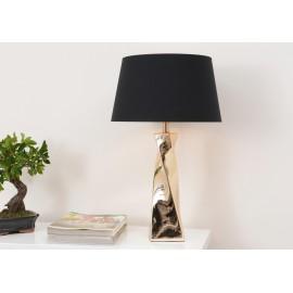 Lampe Gold&Black