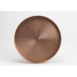Horloge Metal Rose