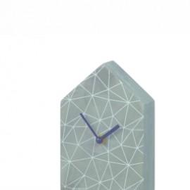 Horloge Béton Home