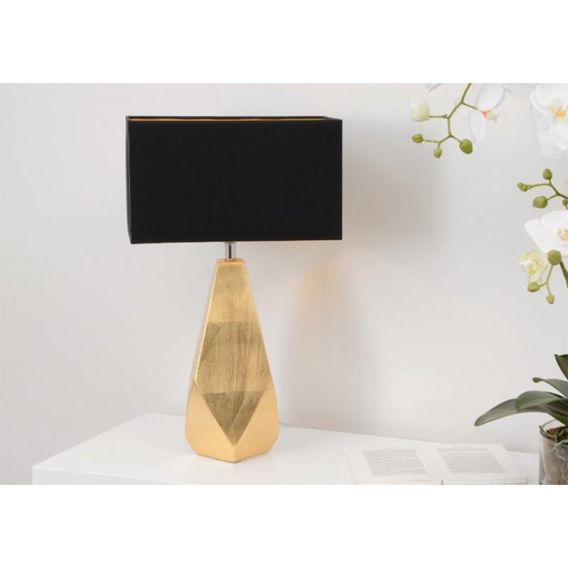 lampe design dor et noire. Black Bedroom Furniture Sets. Home Design Ideas